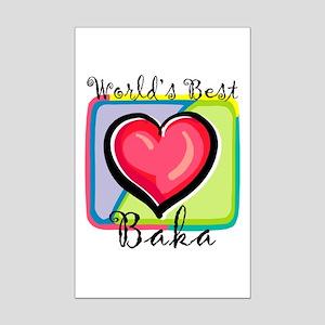 WB Grandma [Croatian] Mini Poster Print